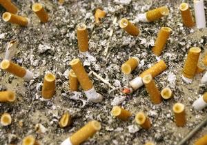 В прошлом году поступления от акциза на табачные изделия рекордно выросли