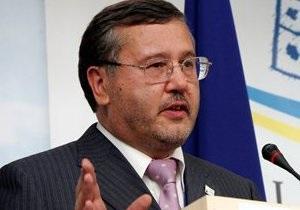 Гриценко верит в объединение украинской оппозиции