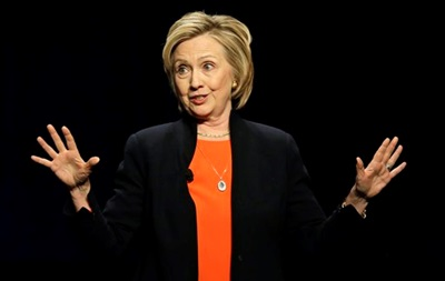 ЗМІ: Передвиборна кампанія Хілларі Клінтон коштуватиме $ 2,5 мільярда