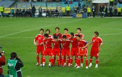 У Китаї мають намір виховати 150 тисяч футболістів до 2025 року