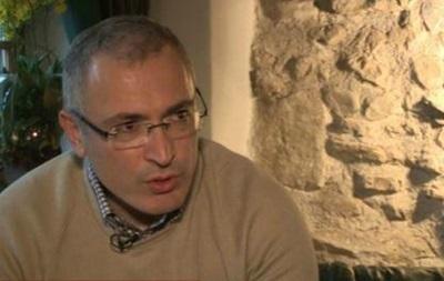 Ходорковский назвал причину  вторжения  Путина в Украину