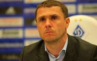 Експерт: У Реброва, на відміну від Луческу, немає досвіду проведення кінцівок