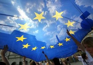 Ъ: Парафирование соглашения об ассоциации между Украиной и ЕС откладывается