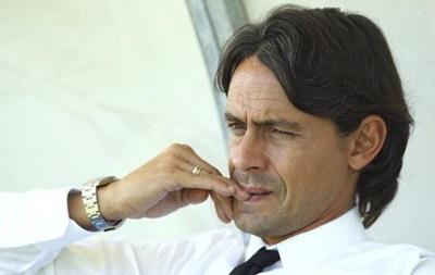 Милан не будет менять тренера, несмотря на плохие результаты команды