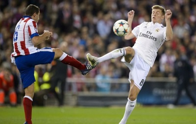 Яркая ничья: Реал не сумел забить Атлетико в Лиге чемпионов