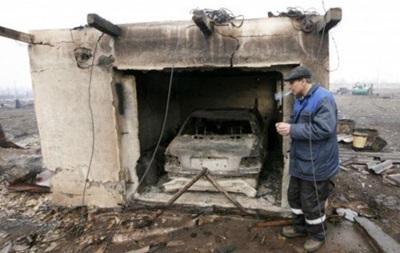 Площа лісових пожеж в Сибіру зросла у півтора рази
