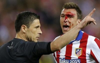 Рамос: Я випадково розбив обличчя Манджукичу
