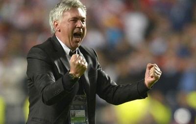 Анчелотти считает ничью с Атлетико не слишком хорошим результатом