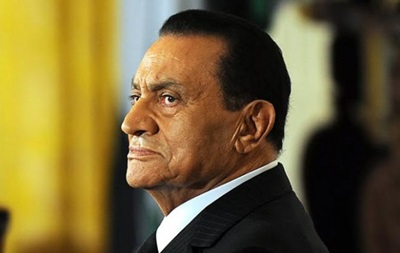 Помер екс-президент Єгипту Хосні Мубарак - ЗМІ