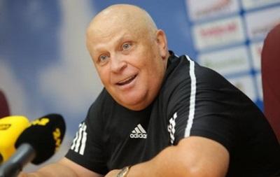 Наставник Волыни: Любая ошибка в матче с Динамо может стать роковой