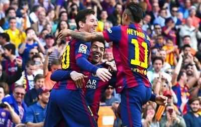 Нелетючі миші: Барселона вдома обіграла Валенсію