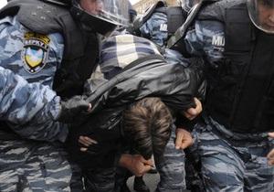 Беркут задержал сбежавшего в Запорожской области насильника