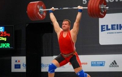 Приятная сенсация: Украинец Прошак стал чемпионом Европы по тяжелой атлетике
