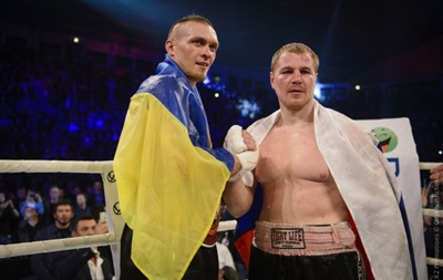 Андрей Князев: Считаю, что рефери рано остановил бой