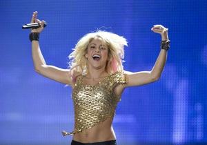 Сегодня: Организаторы открытия НСК Олимпийский жалели, что пригласили Шакиру