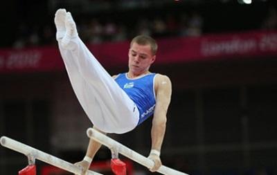 Украинский гимнаст стал чемпионом Европы на брусьях