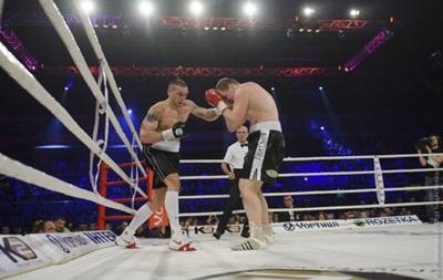 Бій Усика і Князєва став найбільш рейтинговою спортивною подією року
