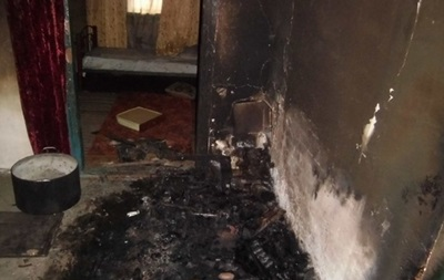У Київській області при пожежі загинули три дитини