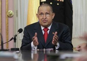 Президент Венесуэлы Уго Чавес испытывает проблемы со здоровьем