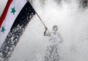 Economist: если Запад не вмешается, Сирия прекратит существование