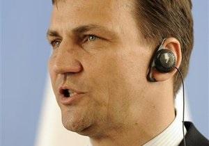Глава МИД Польши не верит, что авария Ту-154 была результатом преднамеренных действий