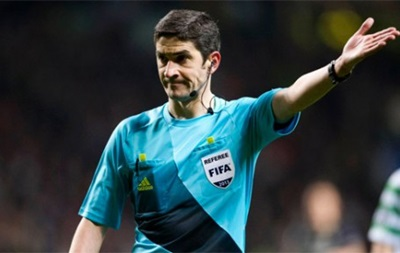 Звездный испанский рефери назначен на матч Днепр - Брюгге