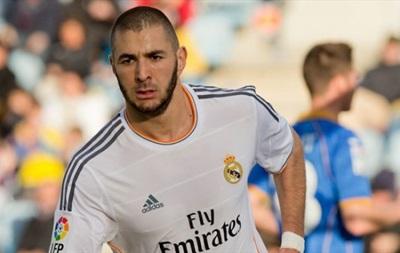 Нападаючий Реала пропустить до двох тижнів через травму