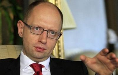 Яценюк западным СМИ: Украина платит пенсии Донецку и Луганску