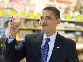 Обама увидел  начало конца рецессии  в США