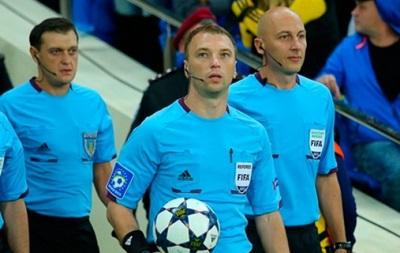 ФФУ назначила крымского арбитра на матч Шахтер – Динамо
