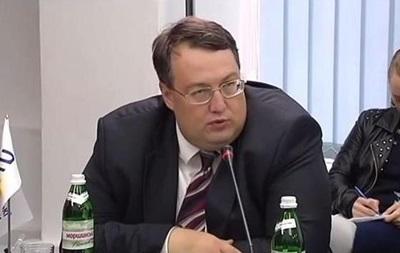 Антон Геращенко за год увеличил доходы в 12 раз