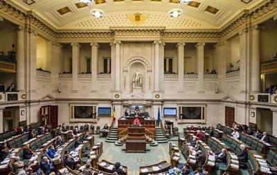 Парламент Бельгии ратифицировал ассоциацию Украина-ЕС