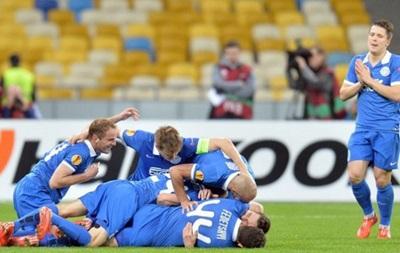 Дніпро - Брюгге - 1:0: Відео гола та огляд матчу Ліги Європи