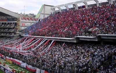 Неизвестные обокрали базу эквадорского клуба и съели ужин футболистов