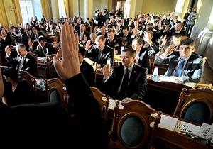 Все заседания Львовского горсовета будут начинаться с молитвы