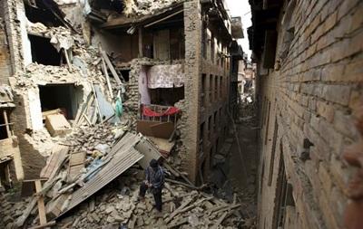 Новий землетрус магнітудою 6,8 сколихнув Непал