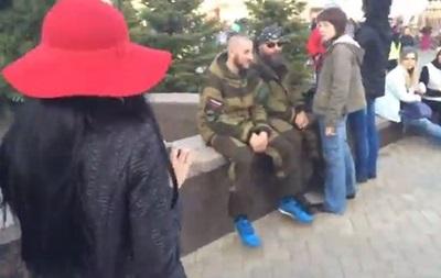 Дончан спросили о будущем города и проверили реакцию на украинский язык
