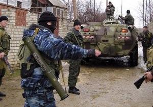 Спецслужбы РФ заявили об уничтожении в 2010 году 300 боевиков на Северном Кавказе