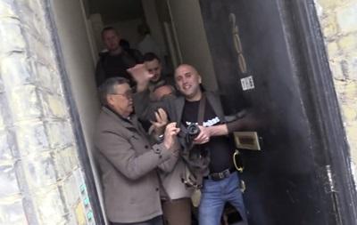 Журналиста Филлипса вытолкали из музея Бандеры в Лондоне