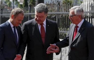 Експерти: На саміті Україна-ЄС прориву не сталося