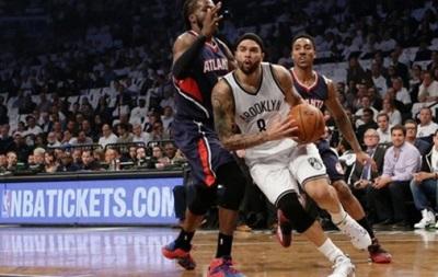 NBA: Нетс здолали Атланту, Мілуокі виграв у Чикаго