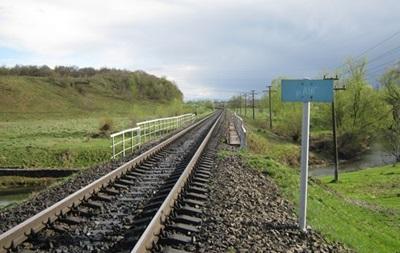 На железной дороге под Одессой произошел взрыв