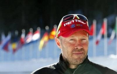 Сборная Украины по биатлону получила иностранного тренера