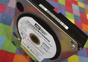 На использованных жестких дисках остаются ценные данные