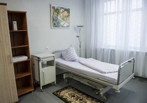 Тимошенко отказалась жить в своей палате, переехав в комнату для свиданий