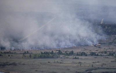 Пожежа в Чорнобилі: головне не панікувати