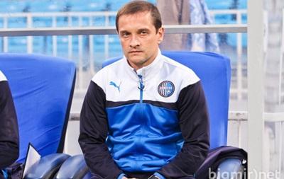 Тренер Олімпіка: Нічия з Динамо є позитивним результатом