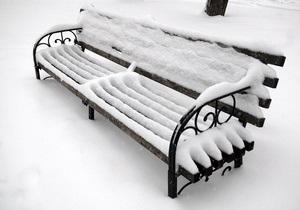 Завтра в Украине выпадет первый снег - Гидрометцентр