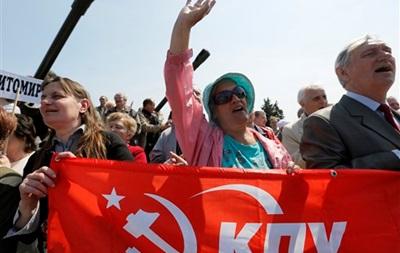 Итоги 1 мая: Первомайские демонстрации и повышение тарифов на воду
