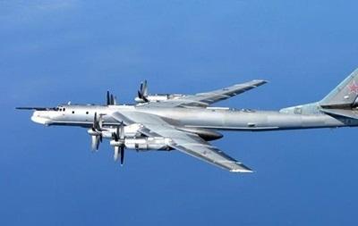 Російські бомбардувальники вторглися в зону американської ППО - ЗМІ